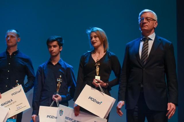 Poznańska Gala Sportu w tym roku nie mogła się odbyć, więc prezydent Jacek Jaśkowiak najlepszym poznańskim sportowcom dziękował i gratulował podczas spotkania online