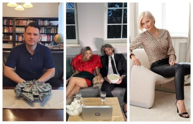 Niektórzy znani torunianie chętnie dzielą się swoim życiem prywatnym na portalach społecznościowych. Na Instagramie wielu z nich publikuje zdjęcia z domu rodzinnego. Sławomir Mentzen, Joanna Koroniewska-Dowbor, Tomasz Lenz, Małgorzata Kożuchowska i wielu innych. Jeśli chcecie sprawdzić, czy toruńskie VIP-y mieszkają w luksusach, zobaczcie naszą galerię!