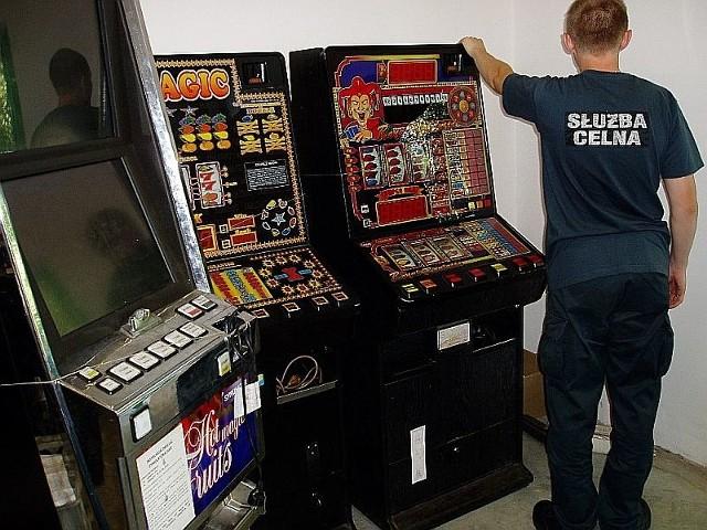 automaty do gier zręcznościowych służyły do hazardu