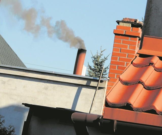 Najgorsze powietrze jest nad toruńską Starówką, Mokrym, Jakubskim i Chełmińskim Przedmieściem. Program ma pomóc w oczyszczeniu powietrza