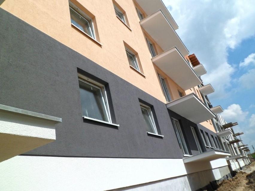 Nowe mieszkania Inowrocław Mieszkania będą oddawane etapami.