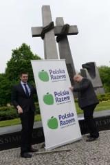 Polska Razem Gowina rozpoczyna kampanię pod poznańskimi Krzyżami