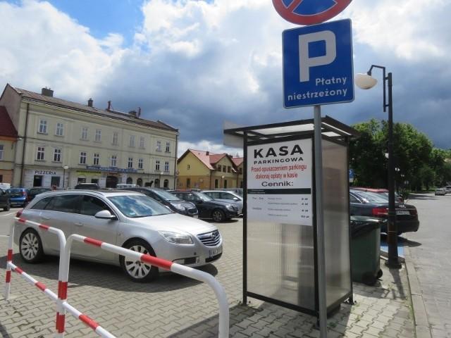 Największy parking w mieście został oddany w dzierżawę. Nie wszystko działa jak należy.