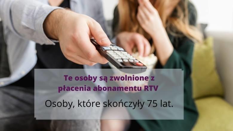 Oni nie muszą płacić abonamentu RTV. Możecie być zaskoczeni niektórymi decyzjami [lista]