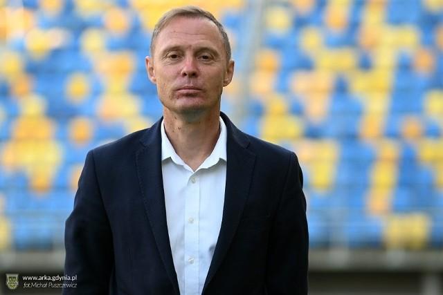 Ireneusz Mamrot został nowym trenerem Arki Gdynia