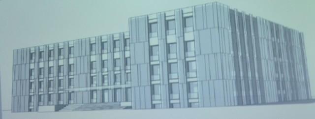 Imponujący obiekt powstanie w Kielcach. Zobacz jak będzie wyglądałKoncepcja przygotowana przez architektów z Krakowa zakłada dobudowanie jednej kondygnacji oraz użycie dużej ilości szkła.
