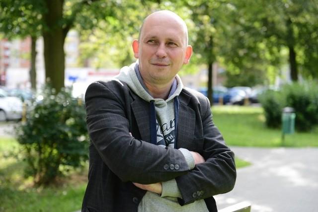 Autor projektu, Tomasz Kaźmierczak