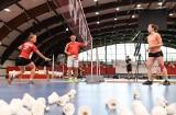 Polscy badmintoniści przygotowują się w spalskim COS