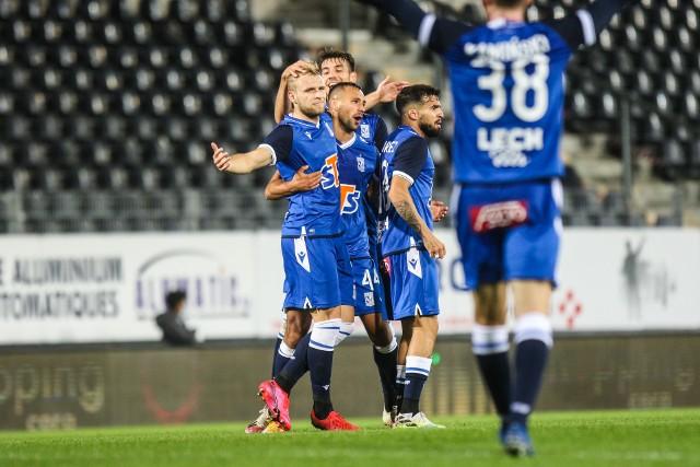 Mamy to! Lech Poznań w fazie grupowej Ligi Europy. Wygrana z Charleroi