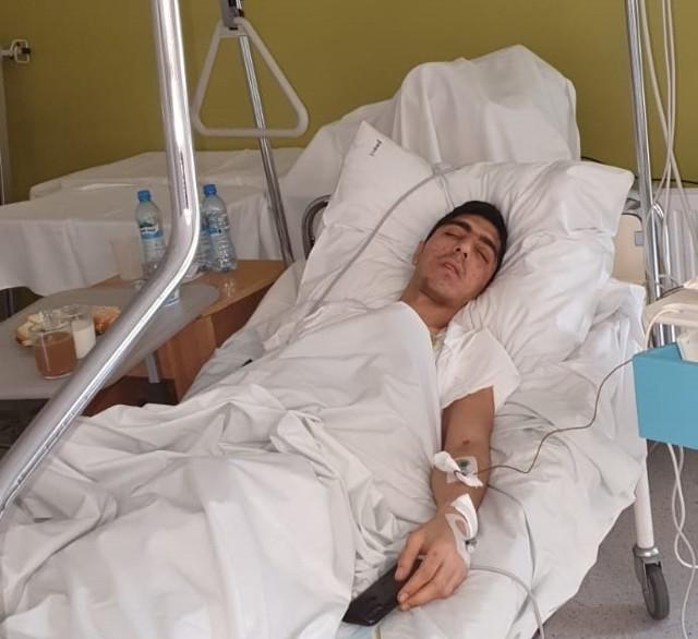 Elshan obecnie przebywa w szpitalu Charite w Berlinie, do którego trafił z Wolsztyna. Wciąż nie wiadomo, kto pokryje koszty jego leczenia. Chodzi o kilkaset tysięcy euro.