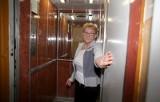 33 zł miesięcznie za... jazdę windą