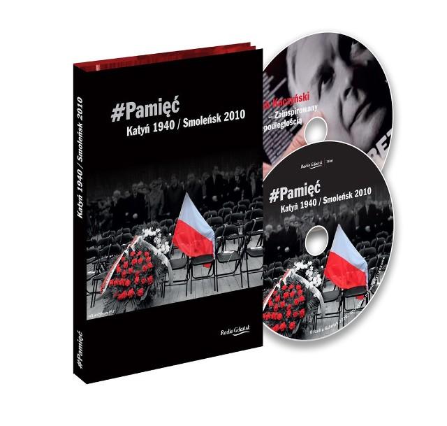 Dwie 70-minutowe płyty to zbiór reportaży oraz dokumentów, dedykowanych pamięci rodaków, którzy zginęli za wolną Polskę w 1940 i 2010 roku.