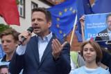 Rafał Trzaskowski na Dolnym Śląsku kończy kampanię wyborczą