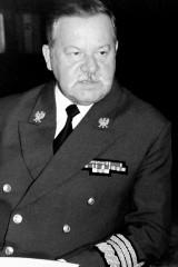 Zmarł admirał Waga