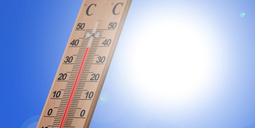 11 lipca 1959 roku w Kończewicach zanotowano temperaturę...
