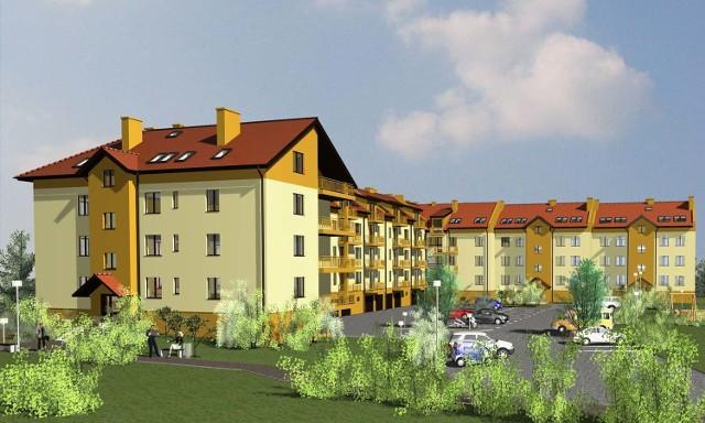 Nowe osiedle Raszei w ChełmnieInwestor, czyli Spółdzielnia Mieszkaniowa Dom Marzeń w Grudziądzu, czeka na pierwszych chętnych na kolejne mieszkania w Chełmnie.