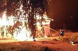 Pożar stajni w Rybniku to prawdopodobnie podpalenie. Komu zależało na spaleniu stajni dla koni?