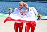 Tokio 2020. Karolina Naja i Anna Puławska, srebrne medalistki z kajakarskiej dwójki: Wiedziałyśmy, że w finale będzie ogień