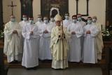 """Alumni seminarium w Katowicach chcą """"kochać Jezusa bardziej niż majątek, przyjaciół i krewnych"""""""