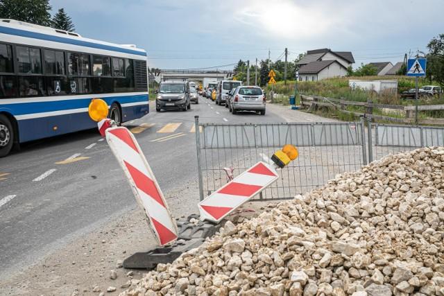 Przebudowa ulicy Igołomskiej