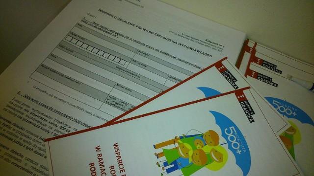 Prezentujemy listę placówek, w których można złożyć wniosek 500+ w Gdańsku