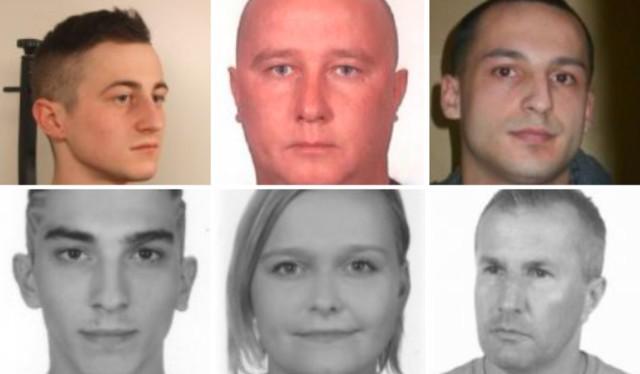 Te osoby są poszukiwane w Małopolsce za posiadanie lub handel narkotykami >>>