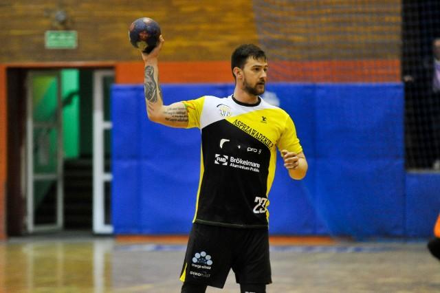 Łukasz Całujek, który w ubiegłym  sezonie zdobył najwięcej goli dla drużyny ASPR-u (107), nadal będzie stanowić o jej sile.
