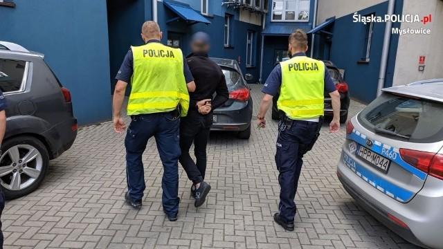 Fałszywy policjant został zatrzymany w Mysłowicach Zobacz kolejne zdjęcia/plansze. Przesuwaj zdjęcia w prawo - naciśnij strzałkę lub przycisk NASTĘPNE