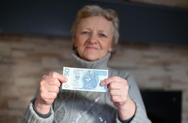 Gwarantowana podwyżka emerytury wyniesie 50 zł.