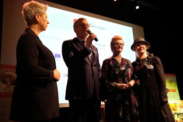 Jacek Jaśkowiak na Wielkopolskim Kongresie Kobiet: Drogie panie, startujcie w wyborach!Zobacz więcej zdjęć --->