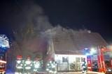 W domu przy ul. Chrobrego wybuchł pożar [wideo, zdjęcia]