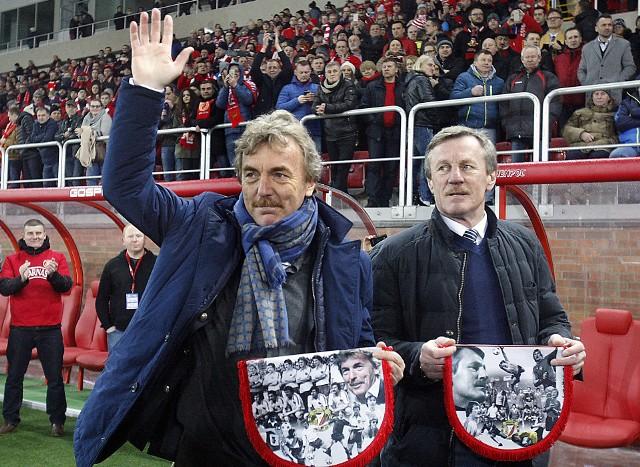 Zbigniew Boniek i Józef Młynarczyk mogli grać razem w Juventusie, ale byli kolegami tylko w Widzewie i kadrze