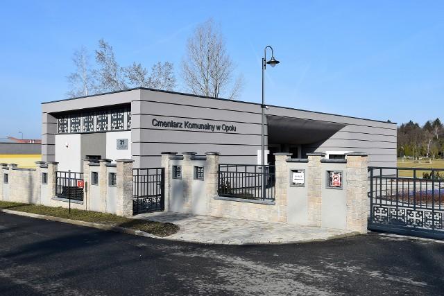 Nowa część cmentarza na Półwsi w Opolu kosztowała około 10 mln zł.