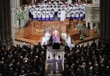 Pogrzeb Johna McCain [ZDJĘCIA] Wzruszająca przemowa Meghan McCain podczas pożegnania. Był wojownikiem, pilotem, mężem, wielkim człowiekiem