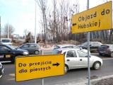 """Powrót na Hubską: """"Prace ruszą pełną parą"""". Sprawdziliśmy! (ZDJĘCIA)"""