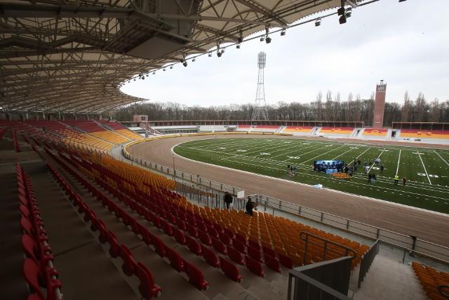 Trybuny Stadionu Olimpijskiego będą mogły pomieścić 11 tys. widzów
