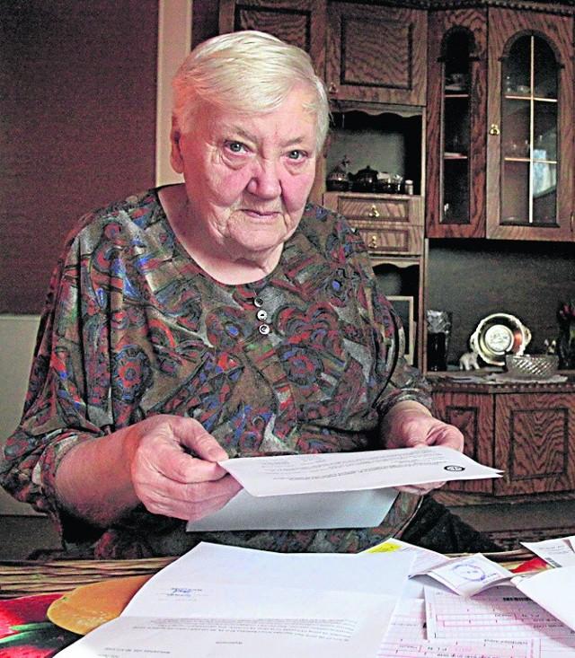 Anna Gapińska nigdy nie zalegała z zapłatą składki. Jednak kiedy umarł jej mąż, nie dostała pieniędzy od ubezpieczyciela