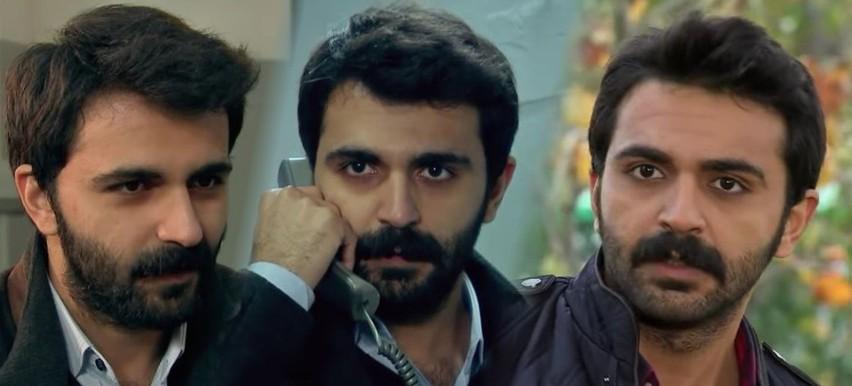 Serialowy Yener, czyli turecki aktor Musab Ekici.