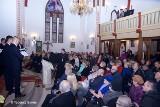 NASZ PATRONAT. W pełnej stargardzkiej cerkwi prawosławnej pięknie zaśpiewały dwa chóry z Warszawy