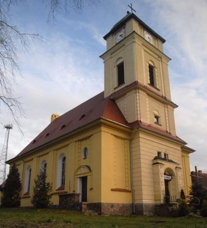 To w tym kościele Marek postrzelił Katarzynę z pistoletu pneumatycznego