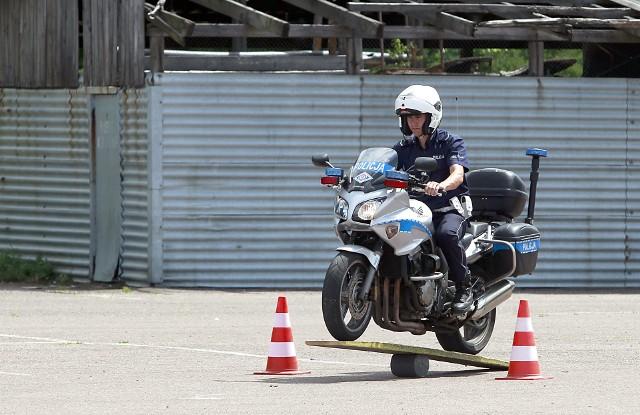 Najlepszy policjant drogówki w Łódzkiem