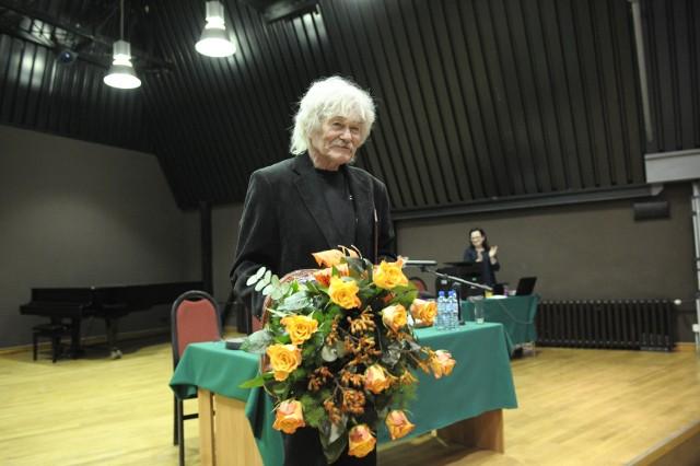 Profesor Grzegorz Kurzyński, Akademia Muzyczna