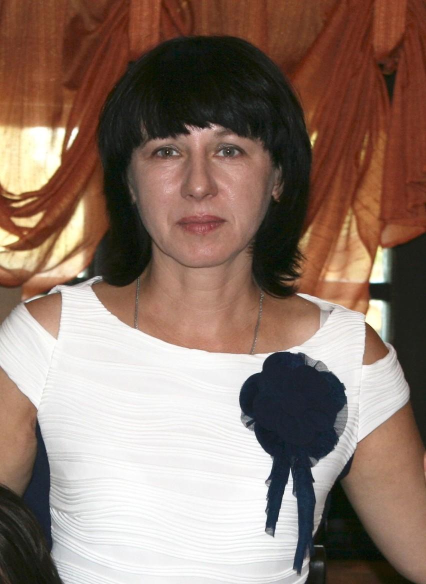 To zdjęcie przysłała autorowi sama pani Olga