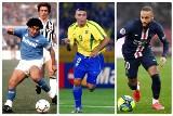 Najdroższe transfery piłkarzy po inflacji. Ronaldo kosztował 380 mln funtów, Maradona 300 mln! Który jest Neymar? [TOP 8]