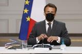 """Emmanuel Macron chce, by język francuski zastąpił angielski jako oficjalny """"język roboczy"""" Unii Europejskiej"""
