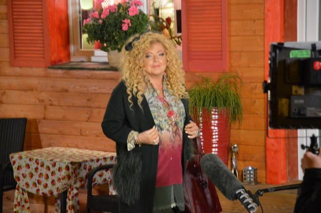 Pogorzelice. Magda Gessler wróciła w poniedziałek 18.10.2020 do Karczmy, żeby sprawdzić efekty Kuchennych Rewolucji