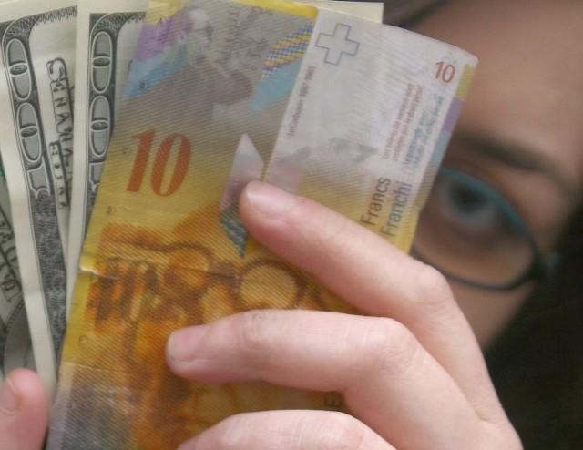 Dobry moment na zakup franków