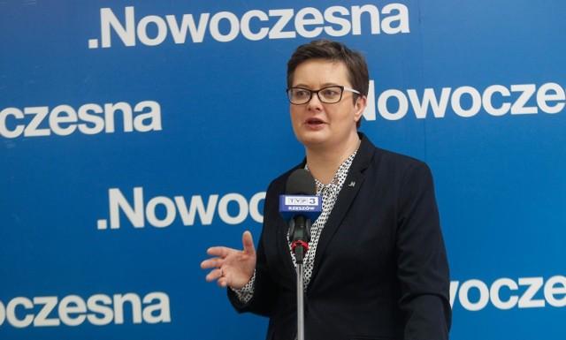 - Cel jest jeden: zatrzymać PiS - mówiła dziś w Rzeszowie Katarzyna Lubnauer.