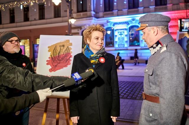 W Łodzi planują obchody 100. rocznicy odzyskania przez Polskę niepodległości