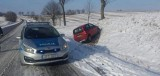 Trudne warunki na drogach w Podlaskiem. Minionej doby policjanci odnotowali 112 kolizje w województwie podlaskim (zdjęcia) 11.12.2020
